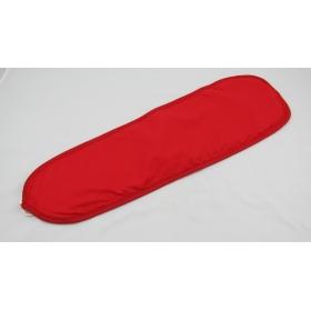 Housse de jeannette rouge Super 4