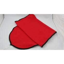 Housse de table rouge Super 4