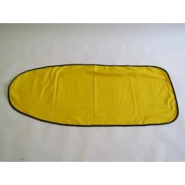 Housse de table jaune Super 4