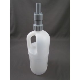 Bouteille de remplissage 2 litres