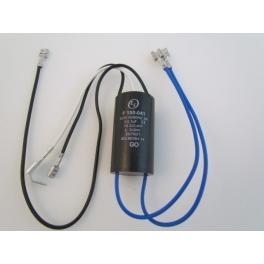 Condensateur moteur FP17
